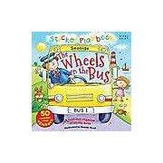 Sticker Playbook - The Wheels on the Bus (Sticker Book)