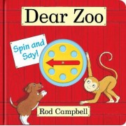 Dear Zoo Spin and Say by Rod Campbell
