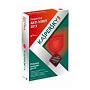 Kaspersky KL1149TBCFS AntiVirus 2013 Italian Edition. 3-Desktop 1 Anno Base, Win 7 e Win 8