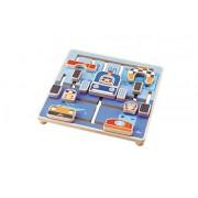 Sevi 82675 - Puzzle Labirinto Meccanico