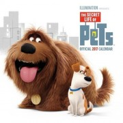 Grupo Erik Editores Secret Life Of Pets Movie - Calendario 2017, 30 x 30 cm (Square)