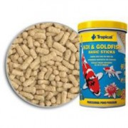 TROPICAL Koi goldfish sticks 40L