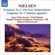 Nielsen - Piano Symphonies No.2 & 3 (0747313073870) (1 CD)