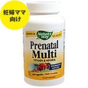プレナタル マルチビタミン&ミネラル 180粒(カプセル)※約45日分