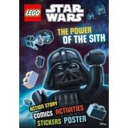 LEGO Star Wars: The Power of the Sith (Sticker Poster Book): Activity Book with Stickers by Egmont Publishing UK