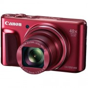 Fotoaparát Canon PowerShot SX720, červený