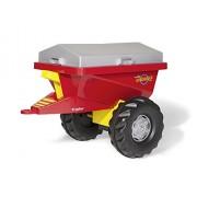 Rolly Toys 125128 - Veicolo a Pedali Streumax Spargisale, Sabbia