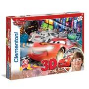 """Clementoni 3D """"Cars 2"""" Puzzle (104 Piece)"""