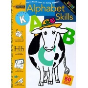 Step ahead Alphabet Skills (K) by Golden Books