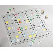 Westfalia Sudoku Glas Spiel 30 x 30 cm