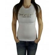 Mayo Chix női póló m323346-170131/feher