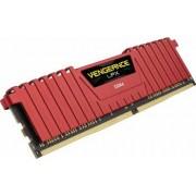Memorie Corsair Vengeance LPX 8GB 2 x 4GB DDR4 4200MHz CL19 Red