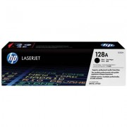HP 128A svart LaserJet-tonerkassett, original