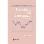 Probability Via Expectation by Peter Whittle