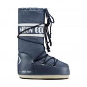 MOON BOOT Original Moonboots ® Blue Jeans mărime 42-44