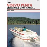Volvo Penta Stern Drives Shop Manual, 1994-2000 by Clymer Publications