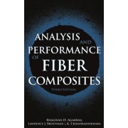 Analysis and Performance of Fiber Composites by Bhagwan D. Agarwal