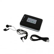 Generic Tape to PC USB Cassette MP3 CD Converter Capture Digital Audio Music Player