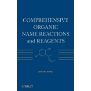 Comprehensive Organic Name Reactions and Reagents by Zerong Wang