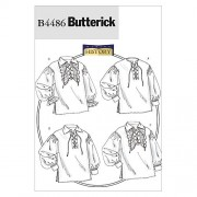 Butterick Patterns B4486XM0 - Plantilla de costura