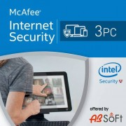 McAfee Internet Security 2017 3 PC