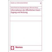 Informationen Der Offentlichen Hand: Zugang Und Nutzung
