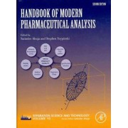 Handbook of Modern Pharmaceutical Analysis: Volume 10 by Satinder Ahuja