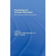 A Psychology for Inclusive Education by Peter Hick