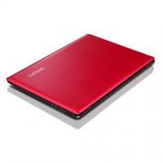 """Lenovo IP 110S-11 N3060 2.48GHz 11.6"""" HD matny UMA 2GB 32GB W10 cerveny 2y MI"""