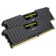 Memoire RAM Corsair Vengeance LPX Series Low Profile 8 Go (2x 4 Go) DDR4 3200 MHz CL16 Noir - Kit Dual Channel 2 barrettes de RAM DDR4 PC4-25600 - CMK8GX4M2B3200C16