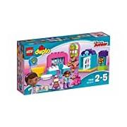 LEGO 10828 DUPLO Doc McStuffins Pet Vet Care Construction Set