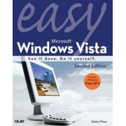 Easy Microsoft Windows Vista by Shelley O'Hara