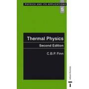 Thermal Physics by C. B. P. Finn