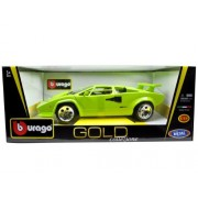 Lamborghini Countach 5000 Green 1/18