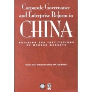 Corporate Governance and Enterprise Reform in China by Stoyan Tenev