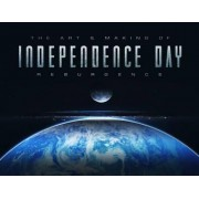 The Art & Making of Independence Day Resurgence by Simon Ward