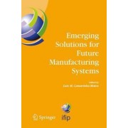 Emerging Solutions for Future Manufacturing Systems by Luis M. Camarinha-Matos