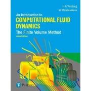 An Introduction to Computational Fluid Dynamics by H. Versteeg