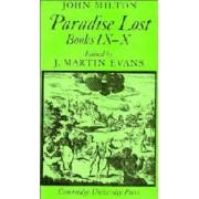 Paradise Lost: Books 9-10: Bks. 9 & 10 by John Milton