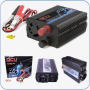 Inversor de corriente DC-AC de 12V a 220V / 300W, onda modificada