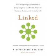 Linked: How Everything Is Connected to Everything Else and What It Means for Business, Science, and Everyday Life, Paperback