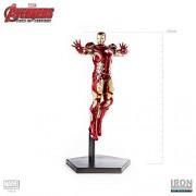 Iron Studios - Avengers Age Of Ultron Statua Scala 1/10 Iron Man Mark Xliii 28 Cm