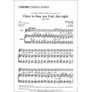 Glory to Thee My God This Night by Thomas Tallis