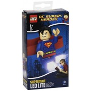 LEGO DC Universe Super Heroes Superman Lampada Frontale