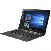 "Ultrabook Asus ZenBook UX305UA, 13.3"" Full HD, Intel Core i5-6200U, RAM 8GB, SSD 256GB, Windows 10, Negru"