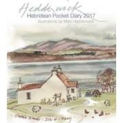 Hebridean Pocket Diary 2017 by Mairi Hedderwick