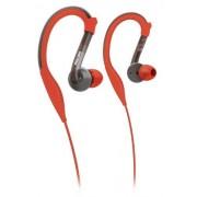 Philips ActionFit SHQ3200/28 Gris, Naranja Intraaural gancho de oreja auricular Auriculares (Intraaural, gancho de oreja, 15 22000 Hz, 20 mW, 102 dB, 16 Ω)