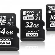 16GB GOODRAM MicroSD (2in1) Class 4 (SDU16GHCAGRR10)