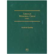 Littleton Lincoln Memorial Cent Folder-1999-2008