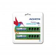 ADATA USA Premier Series 16GB CL15 Unbuffered DIMM 288-pin Desktop Memory AD4U2133W8G15-2